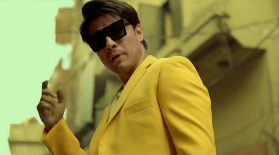 Ali Zafar's PSL song 'Mela Loot Liya' reaches almost 5 Million views