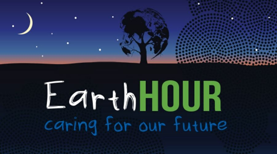 "Become part of the Initiative ""Earth Hour"" 2020 in UAE"