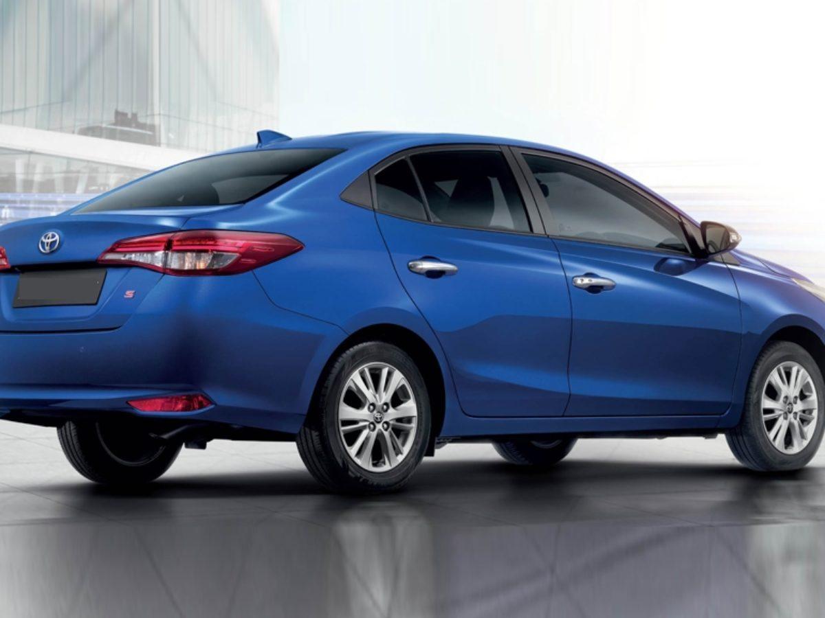 Toyota Yaris Sedan's Pakistan Launch Price & Variants Revealed